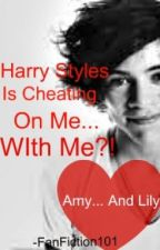 Harry Styles is Cheating on Me... With Me?! by StripesAndBraces