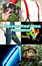 Minecraft Story Mode: Preferences by AnnIsAmazing