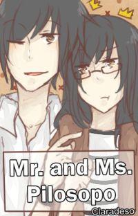 Mr. and Ms. Pilosopo cover