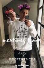 Martinez Twins Imagines & Preferences by DanielsBeanie