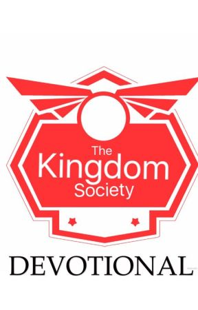 The Kingdom Society (Devotional)  by thekingdomsociety