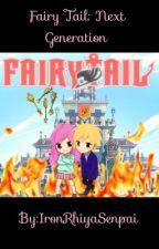 Fairy Tail: Next Generation{NaLu} by IronRhiyaSenpai