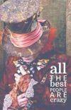 The mad hatter {carlos de vil x evil reader} cover