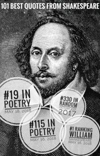 101 Best Quotes from Shakespeare ✔ cover