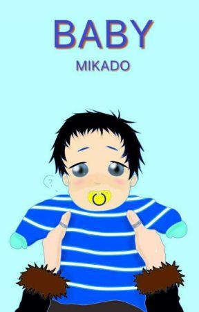 Baby Mikado  by ErikaShipsShizaya