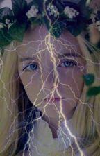 little lightning girl • the avengers  by kaychev