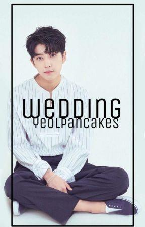 wedding   kim shihyun. by silkydonghan