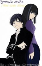 Ogami's Sister (Toki Fujiwara love story) by minnie_say