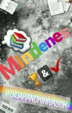 Mindenes by Onlysomebody00