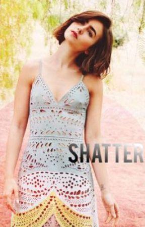 Shatter. || teen wolf [4] by hxlystydia