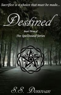 Destined (The Spellbound Series, #3) cover