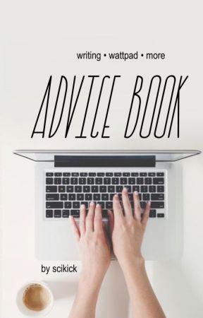 SciKick Advice Book by SciKick