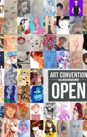 ART CONVENTION • OPEN by Lashagore