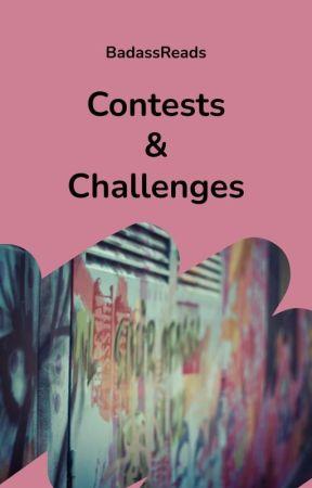 BadassReads Contests by BadassReads