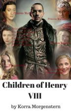 Children of King Henry the 8th by AnneBoleynTudor