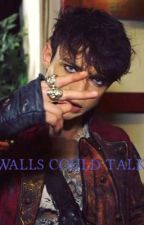 Walls Could Talk | Harry Hook by skylarstyles56