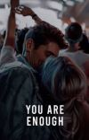 You are enough ✓ cover
