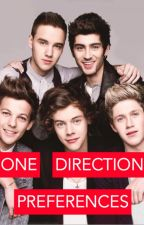 One Direction Preferences by WithLoveJacy