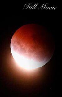 Full Moon // Jungkook Werewolf AU cover