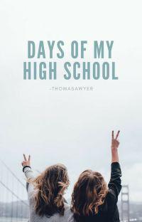 Days of my High school-A bit salty a bit sweet. cover