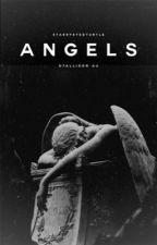 ☓ | Angels ↠ Stallison AU by starryeyedturtle