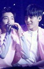 Harder than expected // (Meanie Couple)  by lolafienchen