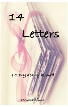 14 Letters by devineissofinex