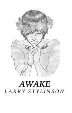 awake » larry au by larryokay