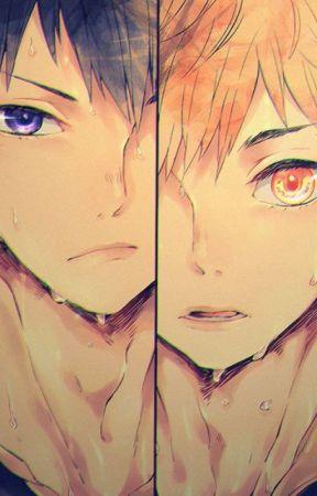 Your Smile (Kagehina) by animeandmorecm