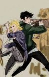 Partners in (Fighting) Crime: Percabeth AU cover