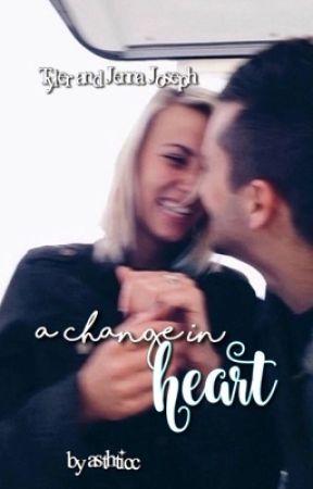 A change of heart//a Tyler and Jenna Joseph fan fiction  by avacadogus