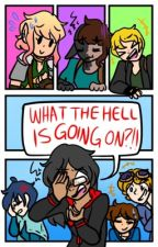WHAT THE HELL IS GOING ON?! [A Crossover Fic] by JaceLikesToWrite