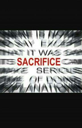 Sacrifice by jennifer__26