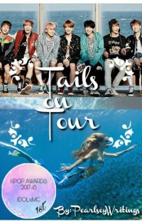 Tails on Tour- A BTS Story by PearlseyWritings