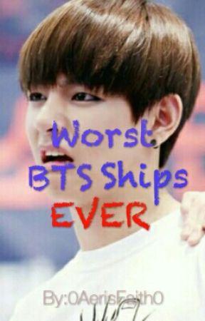 Worst BTS Ships EVER by 0AerisFaith0