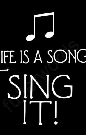 songs i like to sing by theletterellemichles