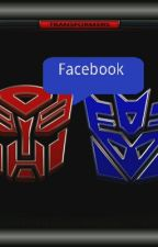 Transformers Prime FaceBook by Sheik1998