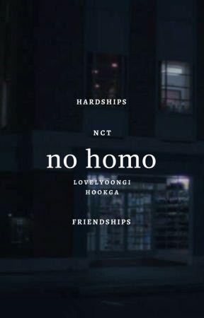 no homo ㅡ nct by hookga