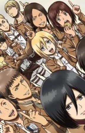 Attack on titan Truth or dare  by JacobGriffin872