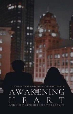 Awakening Heart by svkiina