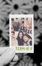 Team 10 Imagines by authenticmiya