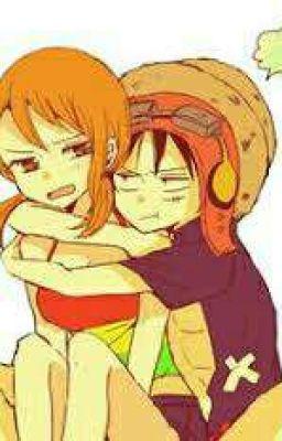 ( Luffy x nami fanfic ) Meo Meo !! Yêu em cô nàng hoa tiêu