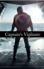 Captain's Vigilante • Steve Rogers  by mywinterbuckybear