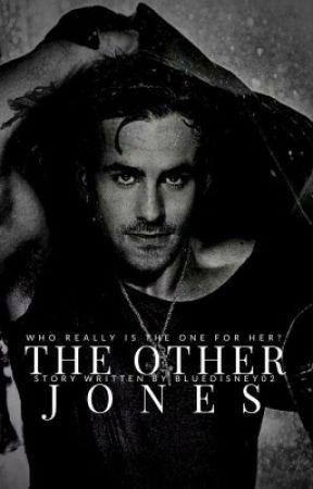 The Other Jones by BlueDisney02