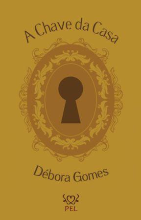 "Meu livro publicado - "" A Chave da Casa"" by BeatrixKiddo979"