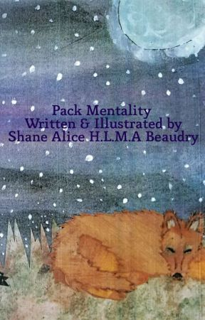 Pack Mentality (Children's Book) (Completed) by SecretLies1782
