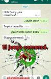 El juego comenzó - WhatsApp. cover