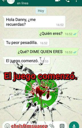El juego comenzó - WhatsApp. by sicckaf