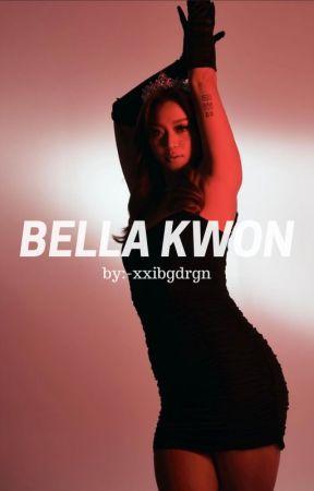 BELLA KWON by -xxibgdrgn