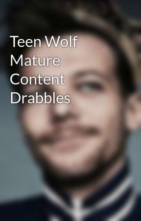 Teen Wolf Mature Content Drabbles by adult_disneyprincess